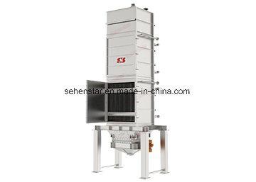 [Hot Item] Bulk Solid Cooler Plate Heat Exchanger Fluid Bed Dryer  Replacement