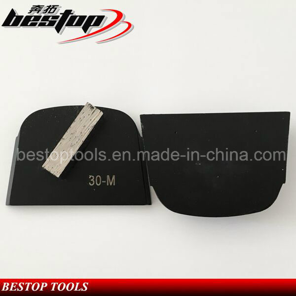 Metal Bond Diamond Grinding Plate with Segment