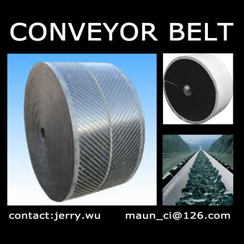 Multi-Ply Ep/ Nn/Cc Industrial Rubber Conveyor Belt