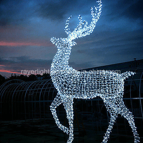 LED Christmas Reindeer Christmas Decoration