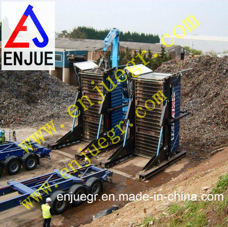 20 Feet 40 Feet Hydraulic Container Tilter for Sale