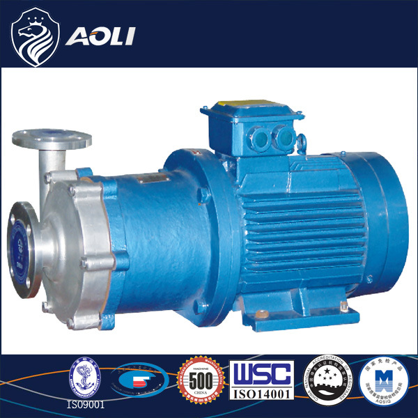 Cq Stainless Steel Magnetic Driven Chemical Pump