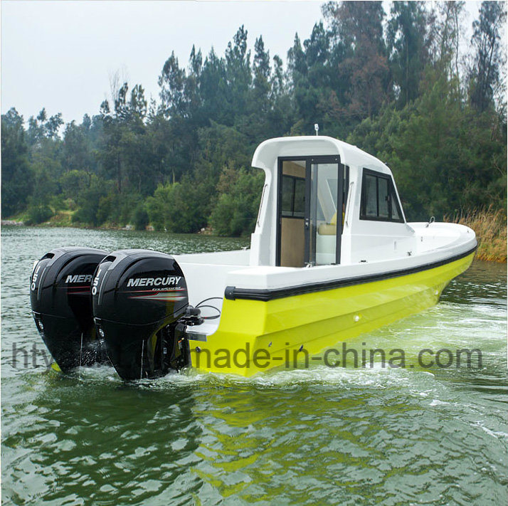 30′ Fiberglass Japanese Fishing Boat Hangtong Factory-Direct