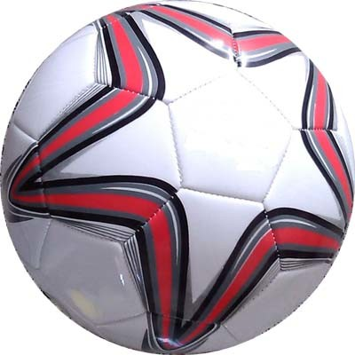 4# PVC PU Machine Stitching Soccer Ball pictures & photos