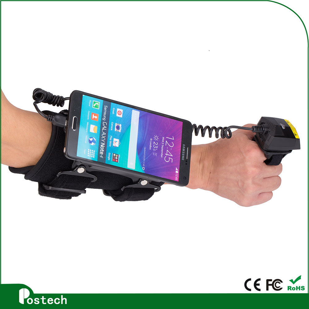 iphone 2d barcode reader app
