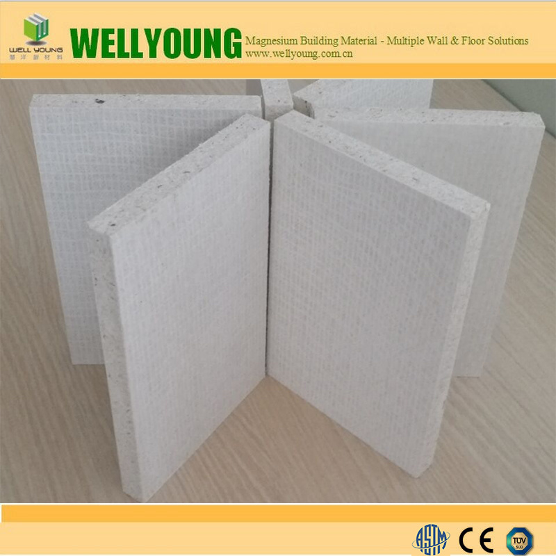 China Non Toxic Fireproof Mgo Board For Fireplace Magnesium Oxide