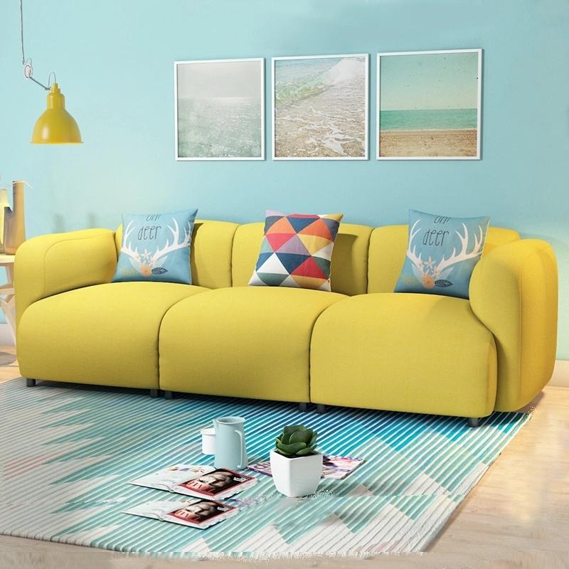 China Italian Style Sofa Set Living Room Furniture - China Living ...