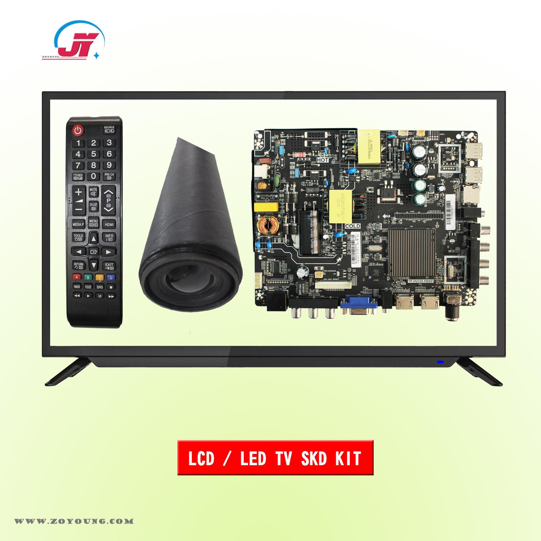 [Hot Item] 39 5inch FHD Smart LED TV SKD (ZYY-395HiFi-TP  HV320  PB801)