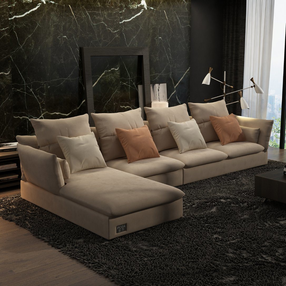 China Modern Sofa Set Design Lounge