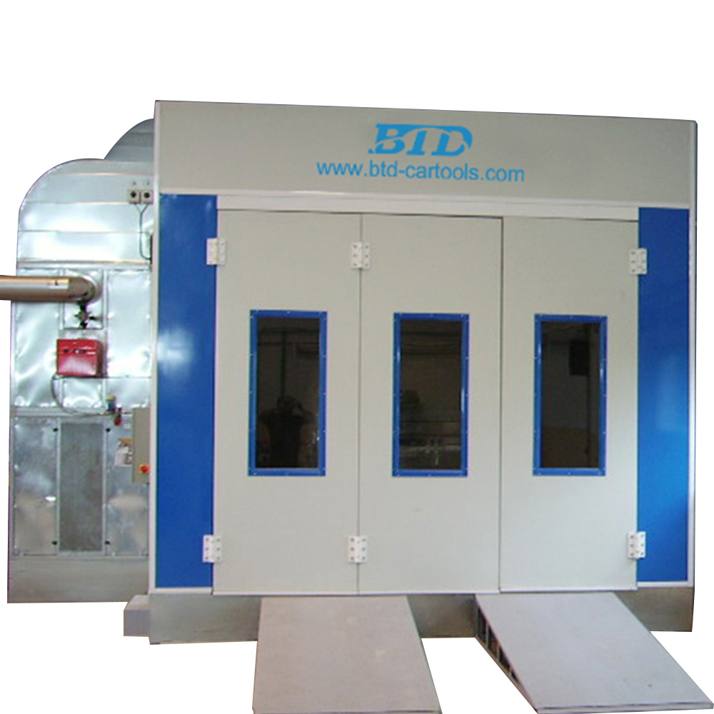 Portable Paint Booth >> China European Design Mobile Spray Booth Portable Paint Booth For