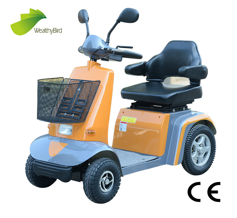 Electric Mobility Scooter Rpd414L Disabled Scooter