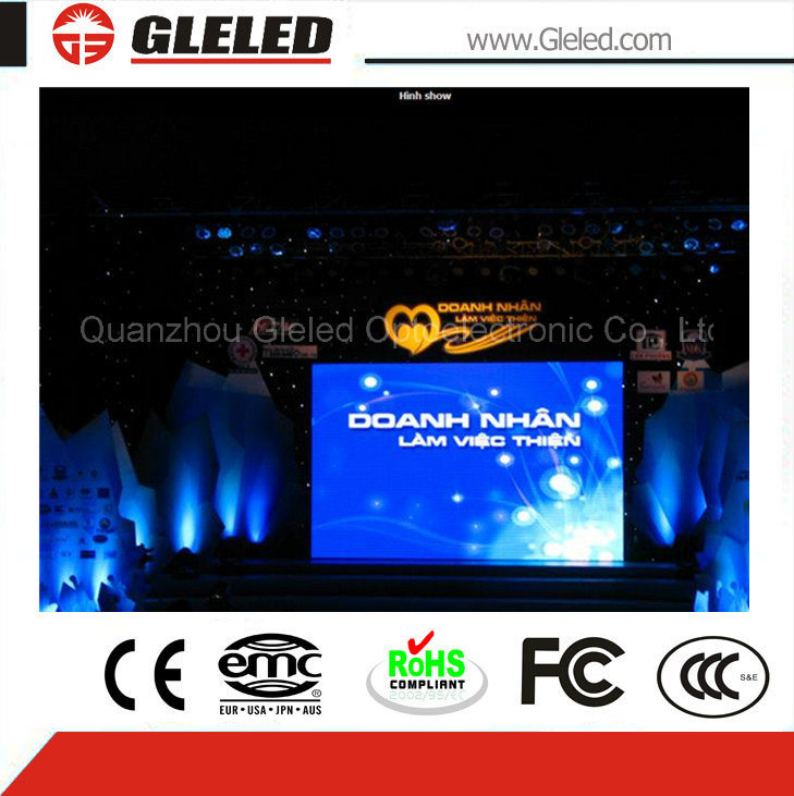 Hot Sale P4 SMD Fullcolor LED Display LED Video Wall pictures & photos