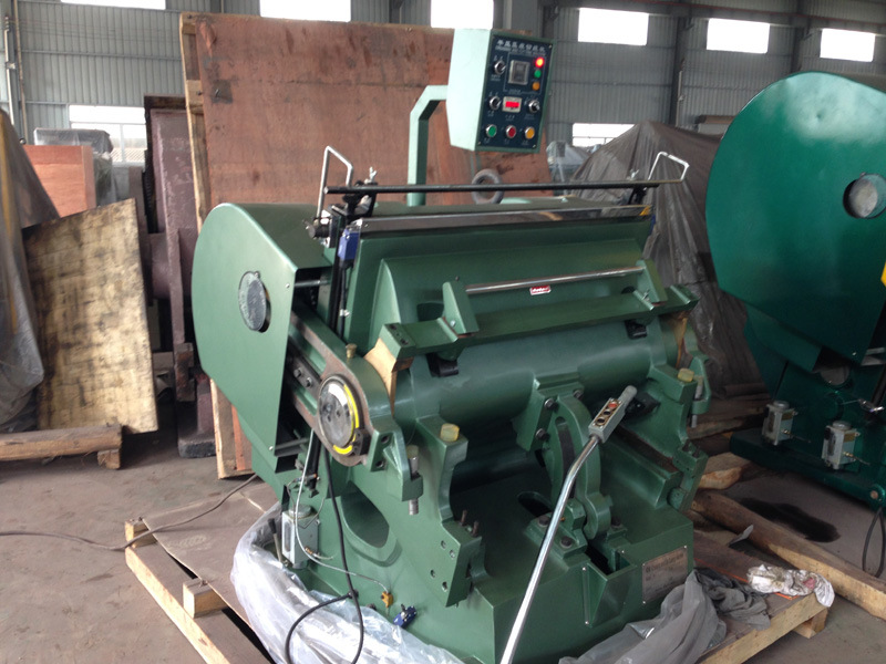 Leather Die Cutting Machine Model Ml-1100