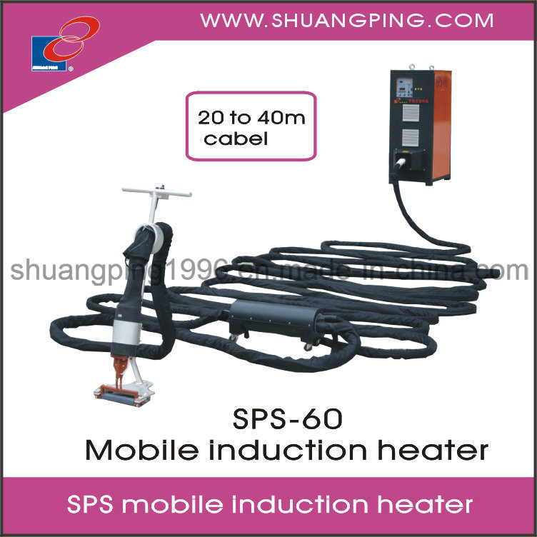 Sps Mobile Induction Heating Machine