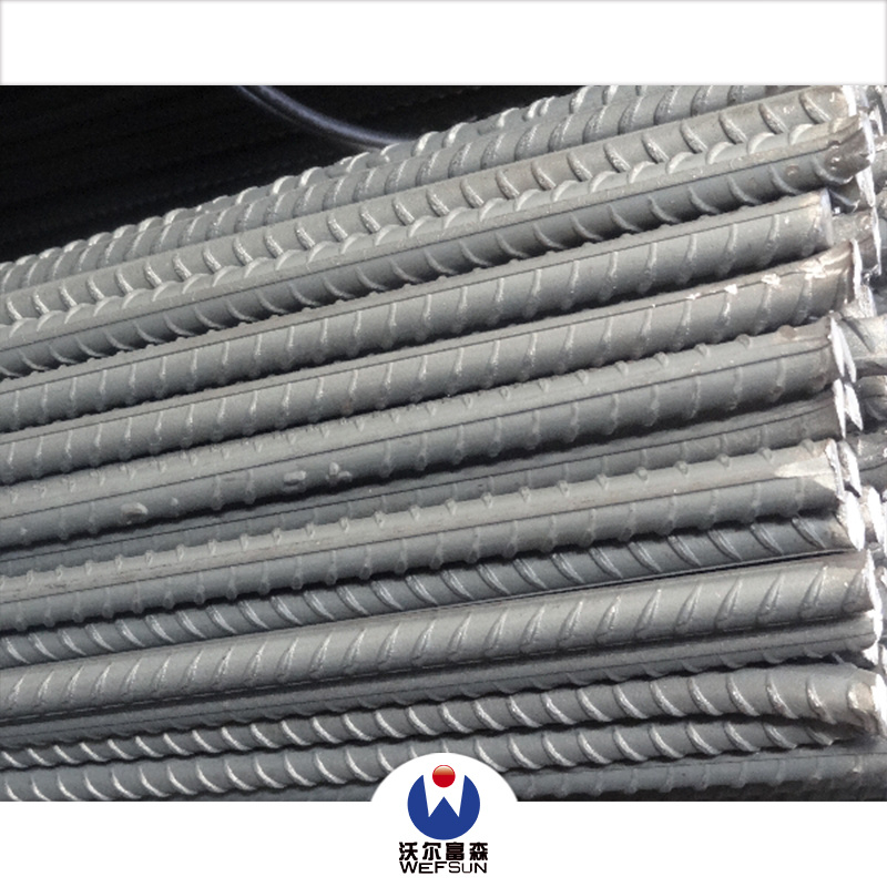 [Hot Item] Deformed Carbon Steel Round Bar Steel Rebar for Construction  Price