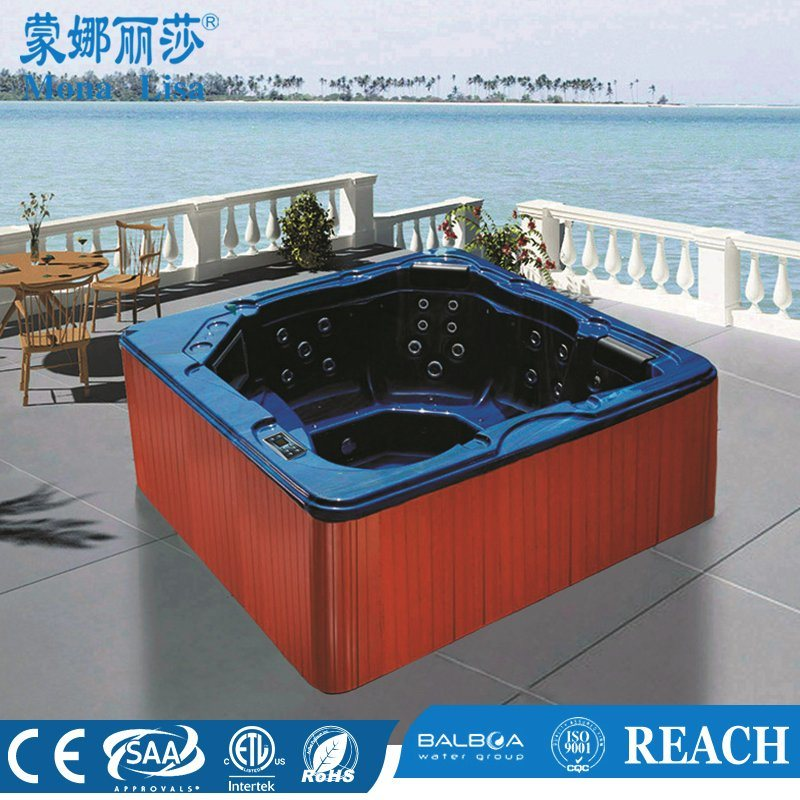 China Hot Sales Outdoor Bathtubs for Jacuzzi SPA (M-3345) - China 4 ...