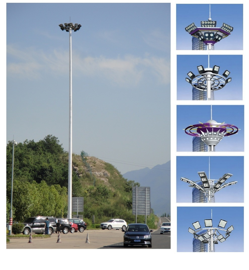 China plaza dock highway airport high mast lighting high mast china plaza dock highway airport high mast lighting high mast tower china stadium pole sport pole arubaitofo Image collections