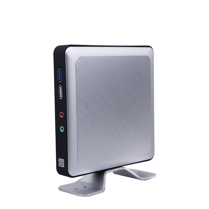 Intel Celeron J1800 Dual-Core Fanless Mini PC (JFTCK620M) pictures & photos