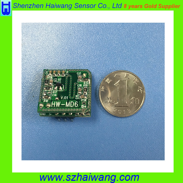 12V 24V Doppler Radar Motion Detector Module Long-Term Technical Support pictures & photos