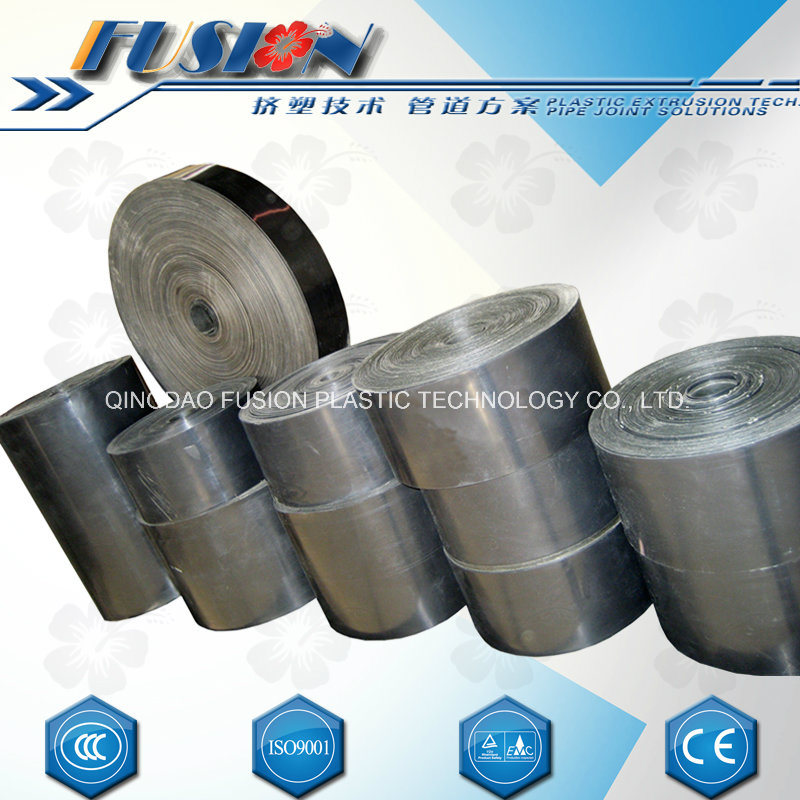 China Hollow Wall Spiral Pipe Joint Sleeves Heat Shrinkable