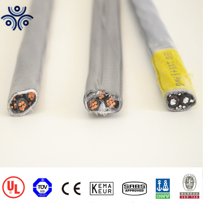 China Service Entrance Cable Type 1/0-1/0-1/0 Aluminum Conductor ...