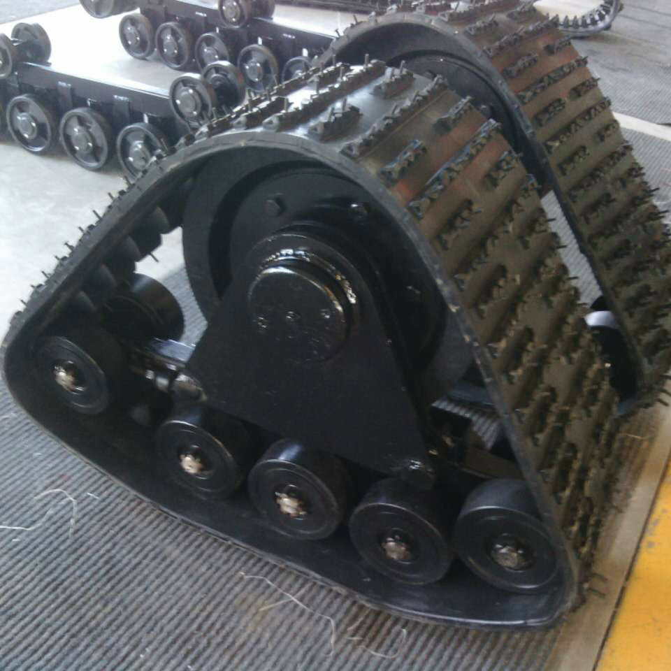 Rubber Track System for 1.5tons Truck/Tractor pictures & photos