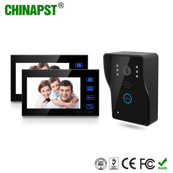 China Video Wireless Door Entry Intercom Systems Pst Wvd07t 2k