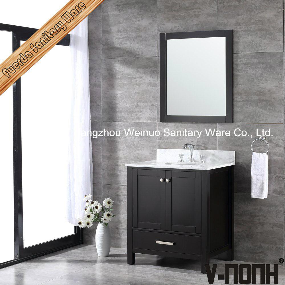 Espresso Custom Bathroom Vanities