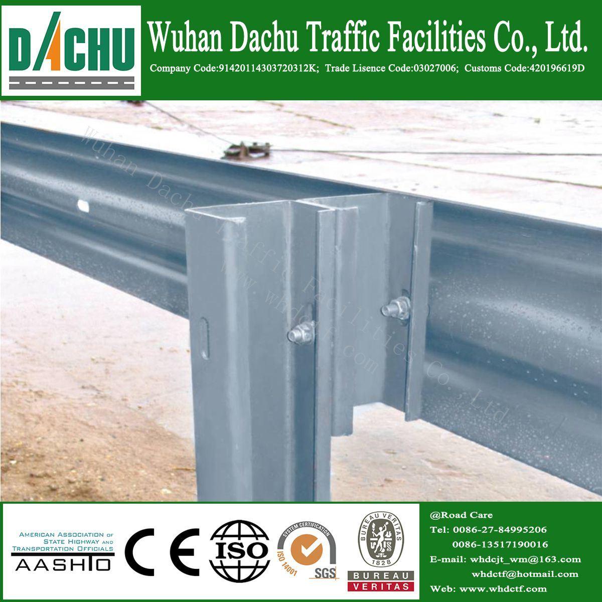[Hot Item] Highway Guardrail Steel Post C Steel Structure