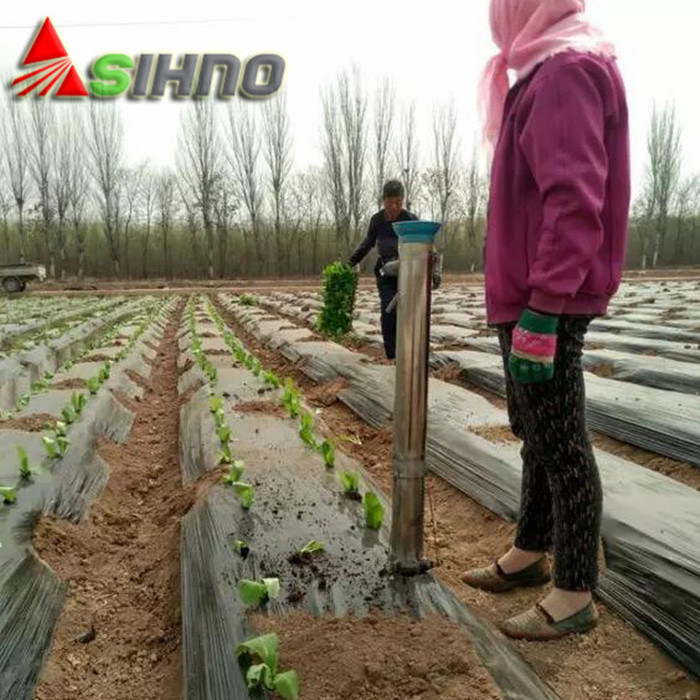 China Hot Sale Seedling Planting Machine Hand Vegetable Seed Planter