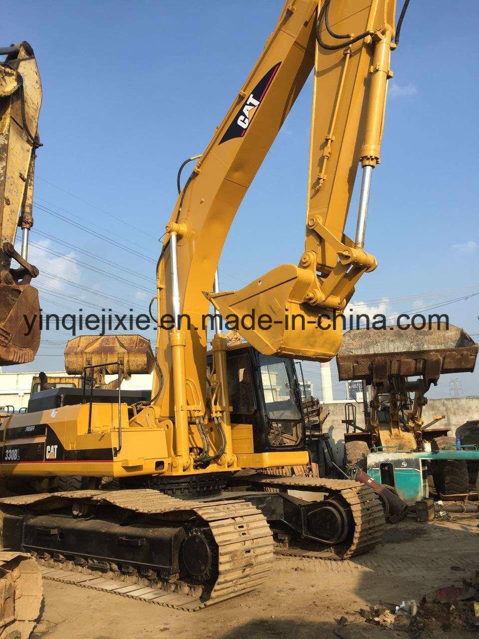 [Hot Item] Used Caterpillar Excavator 330b, Cat 330bl, 320b, 349d, 349e  Excavator for Sale