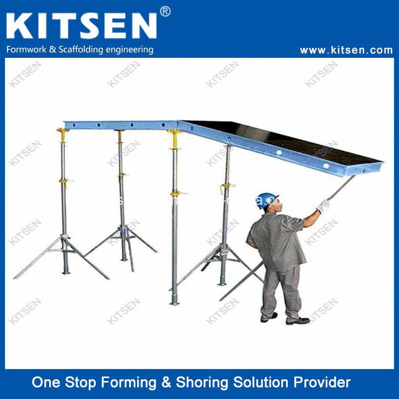 China Kitsen High Strength Aluminum Frame Decking Systems/Concrete ...