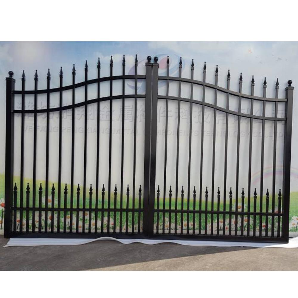 Iron Gate Designs Steel Garden Gates