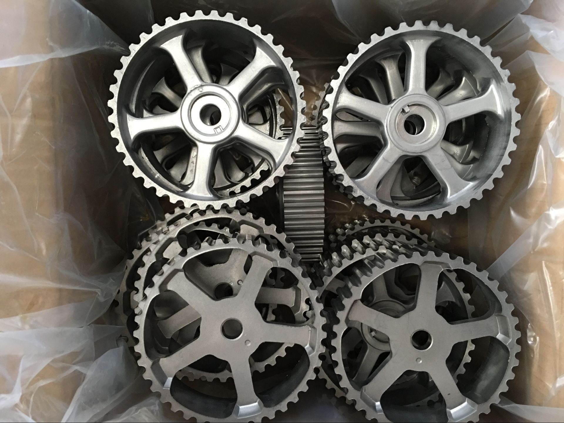 Sintered Distrubution Gear 7700866844/7700107401 for Mototive