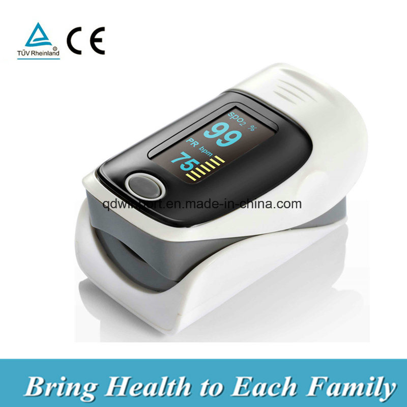 Fingertip Pulse Oximeter with CE (80A) pictures & photos
