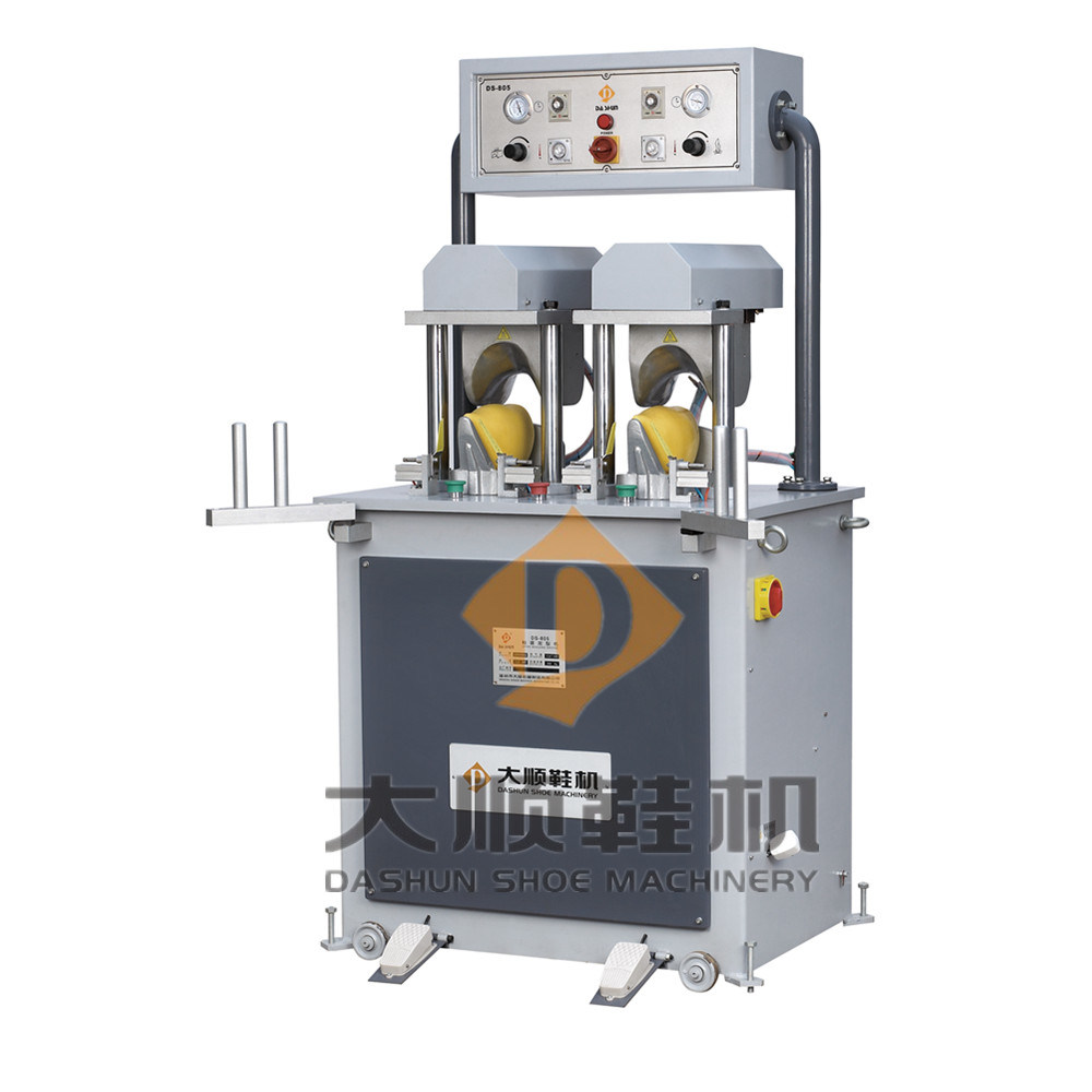 China Ds-805 Automatic Upper Crimping Machine for Shoe - China Shoe ...