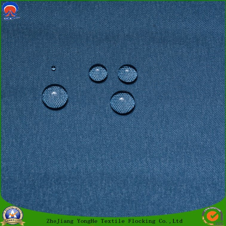 Home Textile Woven Polyester Waterproof Blackout Window Fabric Curtain Linning Fabric