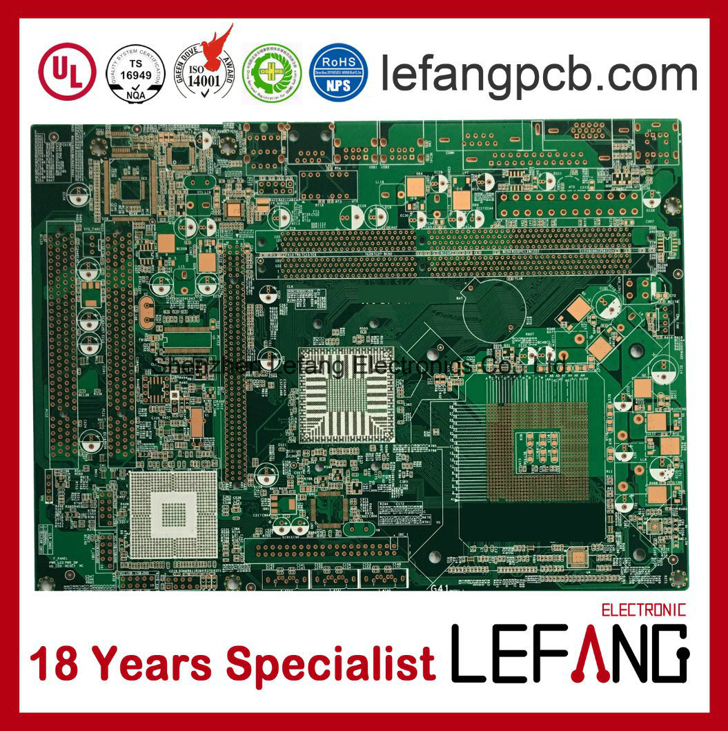 China Security Monitor Equipment Printed Circuit Board Factory Boards Manufacturer High Technology Pcb Solutions Pcba