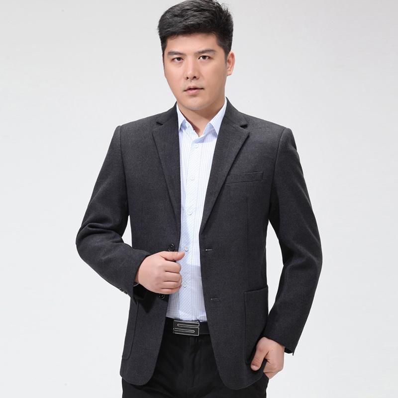 Fashoin Navy Slim Fit Business Suit