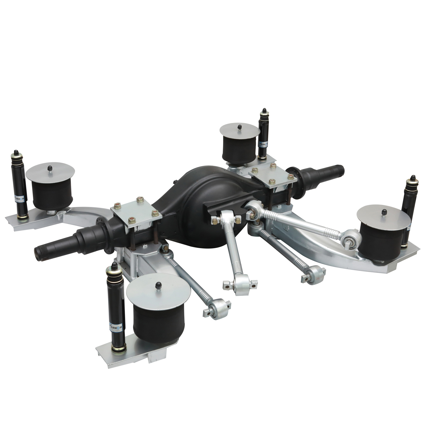 [Hot Item] City Bus 10~12m No-Independent Rear Axle Air Suspension System  Rear