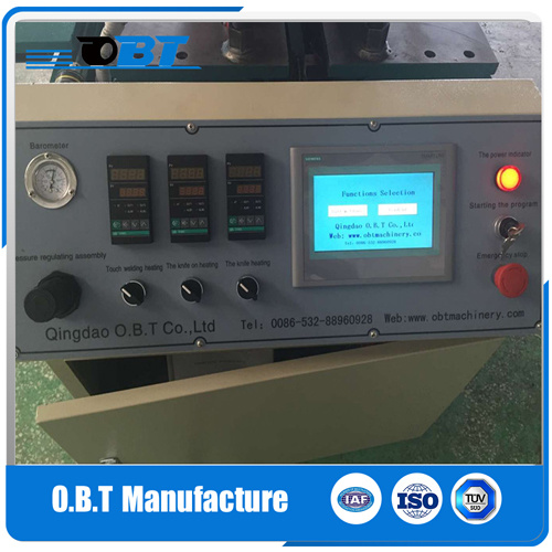 Cheap Factory Direct Sale Automatic Butt Plastic Sheet Welding Machine pictures & photos