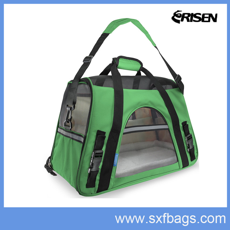 Airline Approved Expandable Pet Carriers Dog Carrier