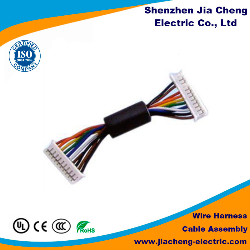 China Factory Price 2 Core Industrial Cable Wire Harness - China ...