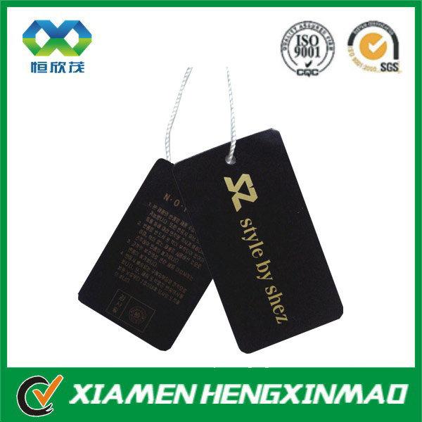 china 2015 newest design custom paper shoes hang tag china shoes