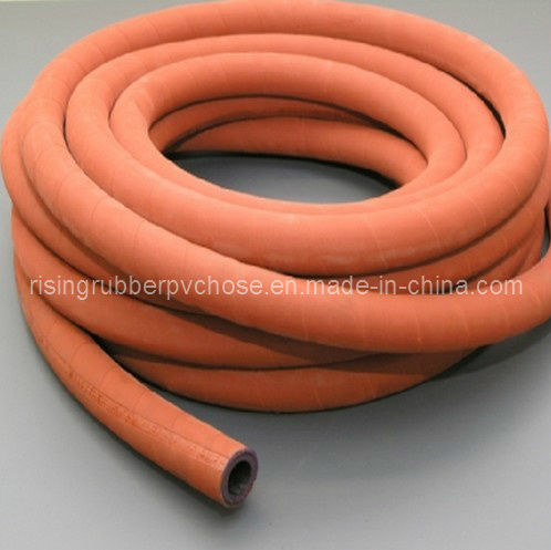 Heat Resistant Hose >> Hot Item Heat Resistant Steam Rubber Hose For 210 Degree Centigrade
