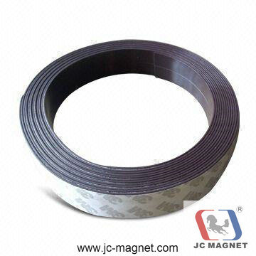 High Quality Flexible Magnetic Tape (rubber magnet)