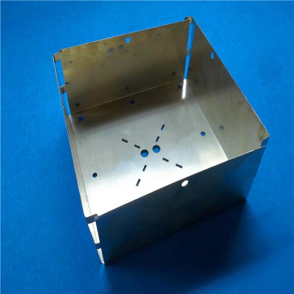 China Structural Steel Sheet Metal Box Fabrication China