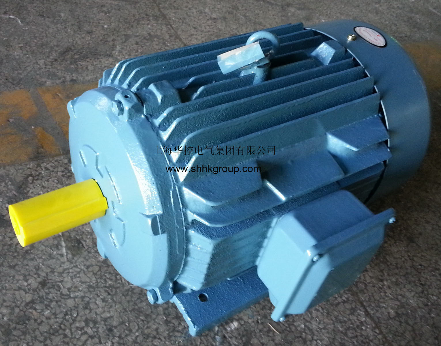 8pole High Efficiency Electric Induction Motor