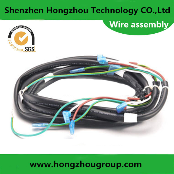 China Custom Cable Assembly Service for PVC Wire Cable - China PVC ...