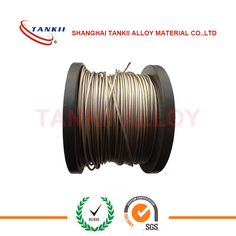 China Stranded heating wire, stranded nichrome wire, stranded 80/20 ...